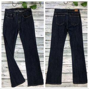 Judy Blue boot cut dark wash jeans Sz 29